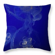Live Water Throw Pillow