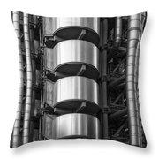 Lloyds Of London Throw Pillow