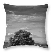 Lone Tree Wilder Idaho Throw Pillow