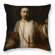 Lucretia Throw Pillow