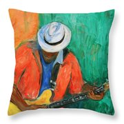 Main Stage II Throw Pillow