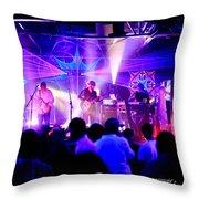 Manitoa Throw Pillow