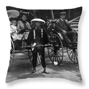 Margaret Woodbury Strong (1897-1969) Throw Pillow
