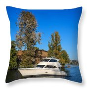 Maritimo 50 Throw Pillow