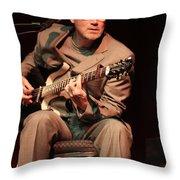 Marshall Crenshaw Throw Pillow