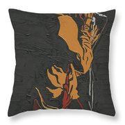 Martin Luther Mccoy Throw Pillow