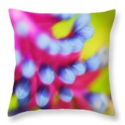 Matchstick Throw Pillow