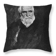 Max Von Pettenkofer Throw Pillow