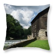 Mcconnells Mills Throw Pillow
