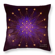 Mechanism Of Lords Throw Pillow