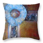 Meditation 2 Throw Pillow
