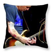 Mike Mccready Throw Pillow