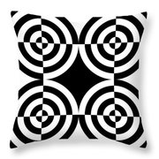 Mind Games 5 Throw Pillow