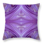 Mingus Randy Abstract Throw Pillow