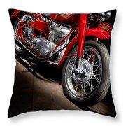 Mm 250 Ss Super Sport Throw Pillow