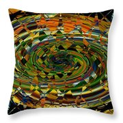 Modern Art I Throw Pillow