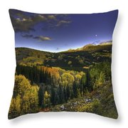 Morning Delight Throw Pillow