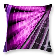 Motion Picture Throw Pillow