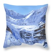 Mt Patterson Throw Pillow