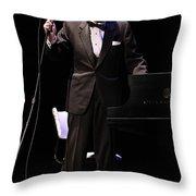 Musician David Brubeck Throw Pillow