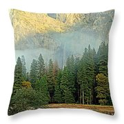 Mythical Throw Pillow
