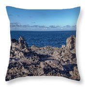 Napili 128 Throw Pillow