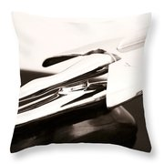 Nash Hood Ornament Throw Pillow