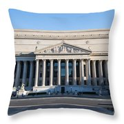 National Archives Throw Pillow