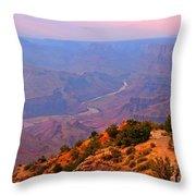 Natural Wonder Throw Pillow