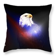 Never Forgotten Without Border Throw Pillow