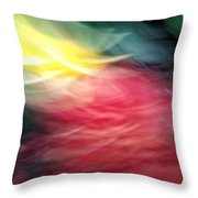New Born Throw Pillow