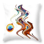 No. 700 Throw Pillow
