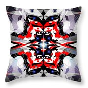 Nova Throw Pillow