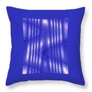 Omnetra Moveonart Radventure Throw Pillow