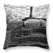 Opus 40 Throw Pillow