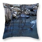 Outside Dafoi Triagex3 Art 8 Of 9  Throw Pillow