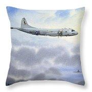 P-3 Orion Throw Pillow