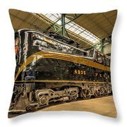 Pa Diesel Electric 4935 Throw Pillow