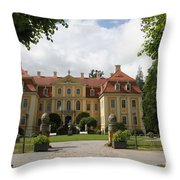 Palace Rammenau - Germany Throw Pillow