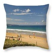 Palm Beach Sydney Throw Pillow
