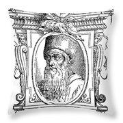 Paolo Uccello (1397-1475) Throw Pillow