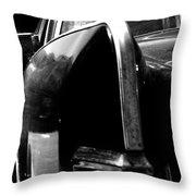 Passenger Side  Throw Pillow