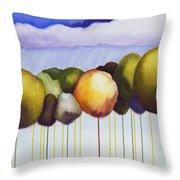 Passionate Twilight Viii Throw Pillow