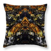 Patterns In Stone - 154 Throw Pillow