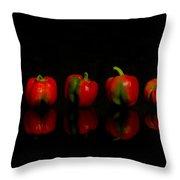 Pepper Reflections 2 Throw Pillow