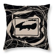 Perception Of Beauty Throw Pillow