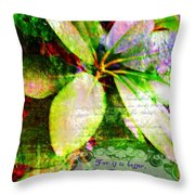 1 Peter 3 17 Throw Pillow