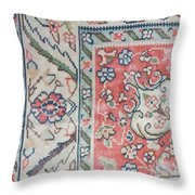 Photos Of Persian Rugs Kilims Carpets Throw Pillow