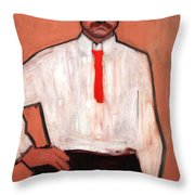 Picasso's Pedro Manach Throw Pillow