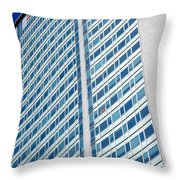 Pirelli Building Throw Pillow